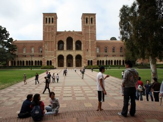 Report finds that as California's university students diversify, educational leaders lag behind