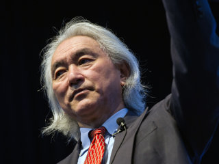 Michio Kaku foretells humanity's extraordinary future