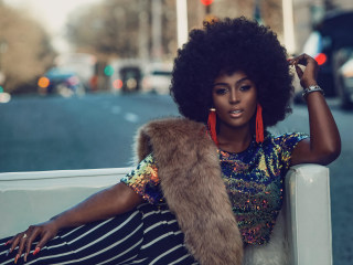 Amara La Negra is lifting up Afrolatinidad as she moves to hip hop