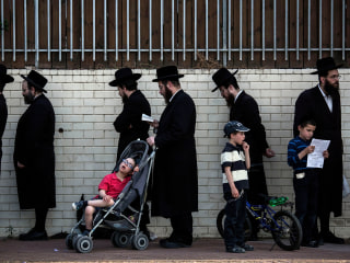 Israel's government could fall over ultra-Orthodox enlistment