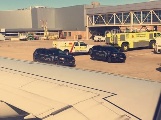 Boise-bound flight lands safely after woman tries to open door in midair