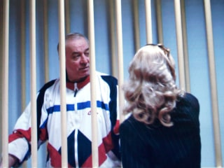 Former Russian spy Sergei Skripal in critical condition in England