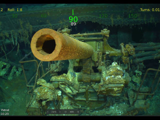 Wreckage of famed World War II USS Lexington aircraft carrier found off coast of Australia