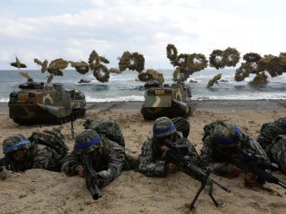 U.S., South Korea plan massive joint military exercise to start end of March