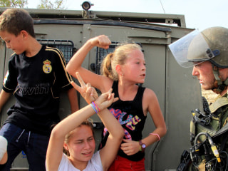 Slap heard 'round the world: Ahed Tamimi becomes symbol of Palestinian resistance