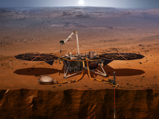NASA's InSight mission will give Mars a long-overdue 'health checkup'