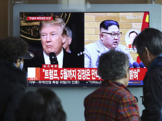 News of meeting between Donald Trump, North Korea's Kim raises hopes and fears