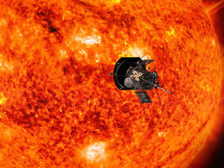 'Star Trek' hero wants you to join humanity's first mission to the sun