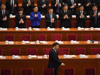 China's parliament votes to abolish presidential term limits, allow Xi to rule indefinitely