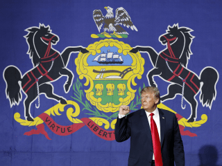 The battleground race in Pennsylvania that shouldn't be