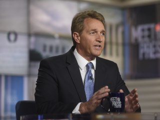 Jeff Flake: A Republican should challenge Trump in 2020 primary