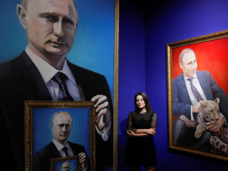 Voters share their hopes for Russian election