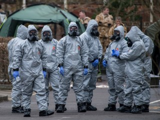 As tensions rise over spy poisoning, U.K. accuses Russia of stockpiling nerve agent