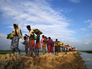 U.N. investigators blame Facebook for spreading hate against Rohingya in Myanmar