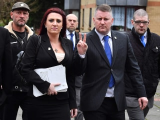 Facebook bans Britain First for inciting 'animosity and hatred' against minorities