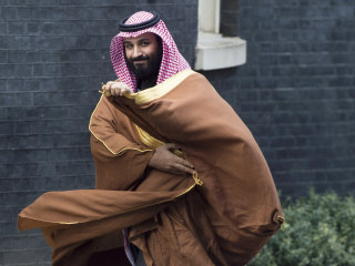 Saudi crown prince: If Iran makes a nuclear bomb, so will we