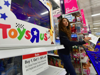 Toys R Us liquidation won't be child's play for toy industry