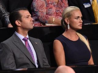 Vanessa Trump files for divorce from Donald Trump Jr.