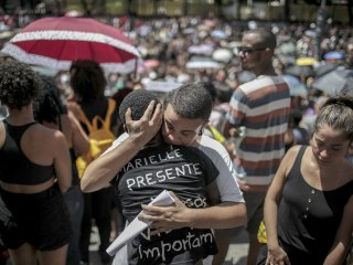 Brazen murder of Rio councilwoman shocks Brazil