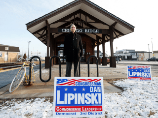 Final battle time for the Democratic civil war in Chicago's suburbs