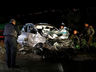 Two Israeli soldiers killed in Palestinian car-ramming in West Bank, IDF says
