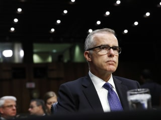 McCabe took notes of interactions with Trump, notes turned over to Mueller