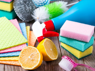 An expert's choice for the best eco-friendly cleaning supplies
