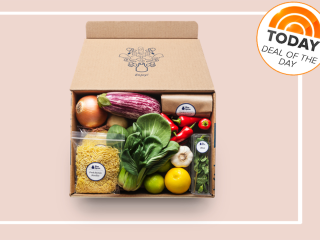 Deal of the Day: $40 off your first Blue Apron meal kit delivery box