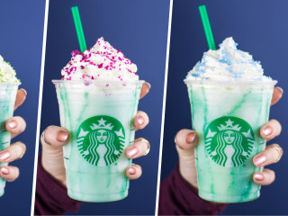 More magical than a unicorn? Starbucks' Crystal Ball Frappuccino has a surprising twist