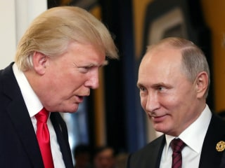 Advisers told Trump not to congratulate Putin. He did anyway.