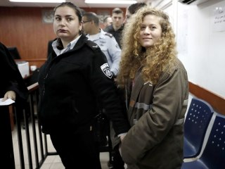 Ahed Tamimi, Palestinian teen on trial for hitting soldier, agrees to plea deal: report