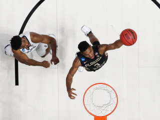 Another No. 1 seed falls in chaotic opening weekend of March Madness