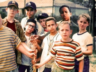 Nostalgia alert: MLB team recreates the 90's classic 'The Sandlot'