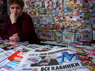Putin's landslide victory met with muted reaction from the West