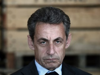 Ex-French President Sarkozy in custody over alleged Gadhafi links, source says