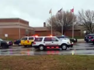 2 students shot at Great Mills, Maryland, high school; gunman wounded
