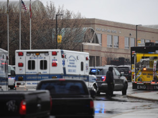 2 students shot at Great Mills, Maryland, high school; gunman dies