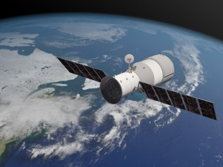 China's space station is falling to Earth. Here's everything you need to know.