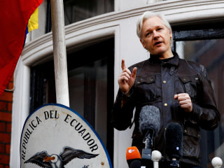 Ecuador cutting off WikiLeaks founder Julian Assange's communications