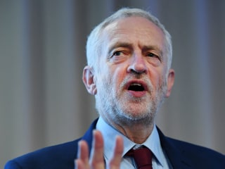 British opposition leader Jeremy Corbyn faces anti-Semitism accusations