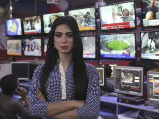 #Pride30: Trans TV anchor Marvia Malik challenges Pakistani culture from a news desk