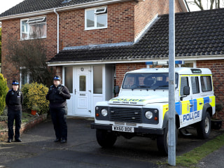 Police say Russian ex-spy Sergei Skripal, daughter likely poisoned at their front door