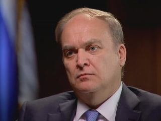 U.S.-Russian relations worst Ambassador Antonov can remember