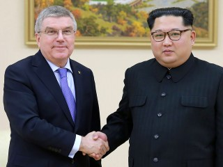 IOC chief says North Korea is committed to Tokyo 2020 Olympic games