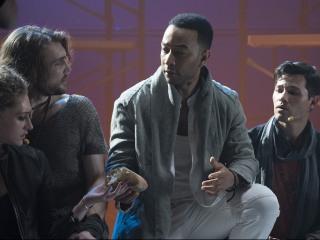 John Legend reaches back to childhood to prepare for 'Jesus Christ Superstar Live'
