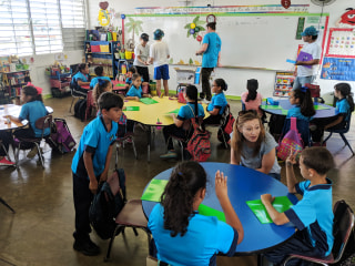 In Puerto Rico, school closings hit families, communities hard