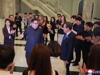 K-pop diplomacy: Kim Jong Un 'deeply moved' after South Korean concert