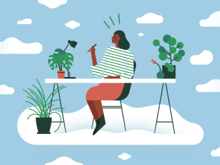 Why natural scenery improves your mood and makes you more productive