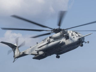 Four presumed dead after Marine helicopter crashes in Southern California