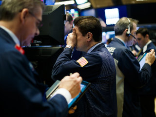 Dow opens down almost 500 points after China hits back with new round of tariffs